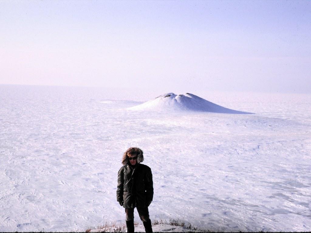 Arctic Ocean 1964