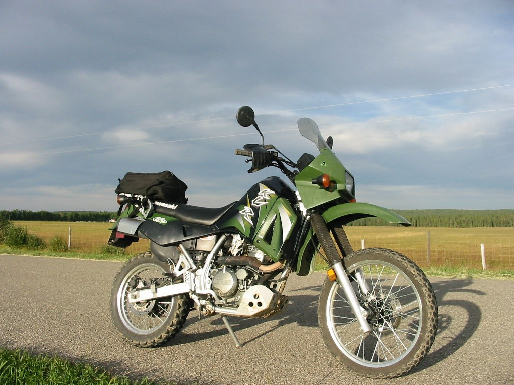 2003 Kawasaki KLR 650
