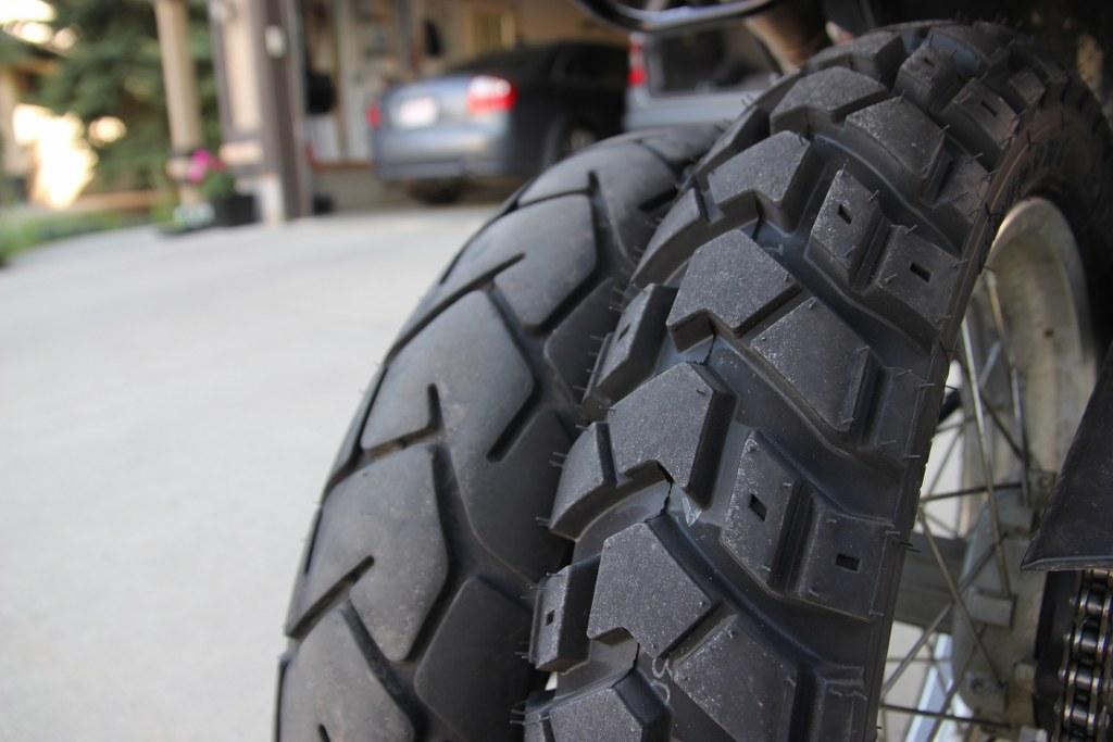 New Heidenau Tires